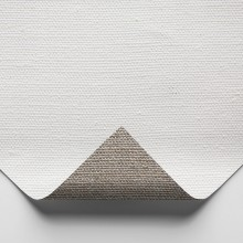 Belle Arti : CL511 Medium Linen : 524gsm : Gesso Primed : 10x15cm : Sample : 1 Per Order