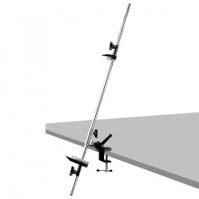 Fome : Metal Clamp-On Table Easel