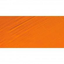 R&F : 40ml (Small Cake) : Encaustic (Wax Paint) : Cadmium Orange (1144)