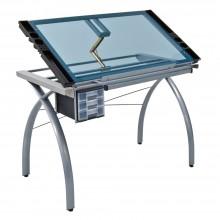 Studio Designs : Futura Craft Station : Silver/Blue