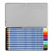 Cretacolor : Marino : Watercolour Pencil : Set of 12