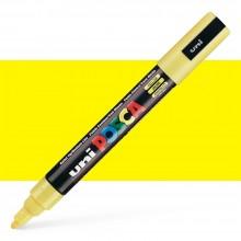 Uni : Posca Marker : PC-5M : Medium Bullet Tip : 1.8 - 2.5mm : Yellow