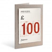 Jackson's : Gift Voucher : £100