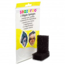 Snazaroo : Face Paints Accessories Stipple Sponges Pack of Two