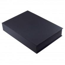 Seawhite : Basic Black A4 Archival Box : 50mm Deep