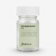 Jackson's : Low Odour Solvent 60ml