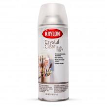Krylon : Crystal Clear Acrylic Coating : 11oz