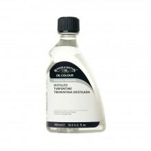 Winsor & Newton : English Distilled Turpentine : 500ml