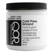 Golden : Qor : Watercolour Medium : Cold Press Ground : 237ml