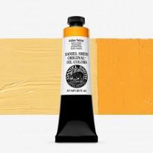 Daniel Smith : Original Oil Paint : 37ml : Indian Yellow