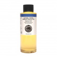 Daniel Smith : Refined Linseed Oil : 118ml