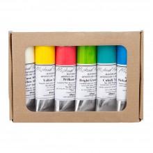 Michael Harding : Oil Paint : Bermuda/Tropical Set : 6x40ml