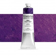 Williamsburg : Oil Paint : 150ml : Cobalt Violet Deep