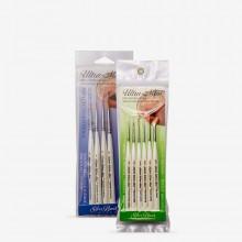 Silver Brush : Ultra Mini Sets