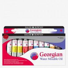 Daler Rowney : Georgian Watermixable Oil Paint