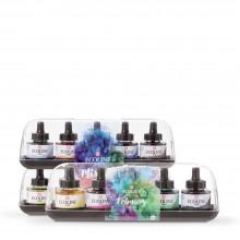 Talens : Ecoline : Liquid Watercolour Ink Sets