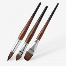 Escoda : VERSATIL Synthetic Kolinsky Brushes : 1540 / 1549
