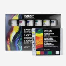 Golden : Heavy Body Acrylic Paint Sets