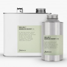 Jackson's : Shellsol T : Odourless Solvent : By Road Parcel Only