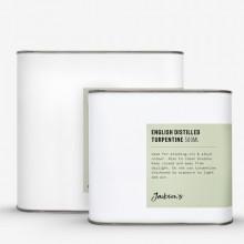 Jackson's : Oil Mediums : English Distilled Turpentine *Haz*