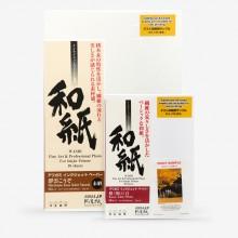 Awagami Washi : Inkjet Paper