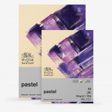Winsor & Newton : Pastel Pads : 160 gsm : 6 Assorted Colours