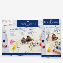 Faber Castell : Creative Studio : Soft Pastel Sets