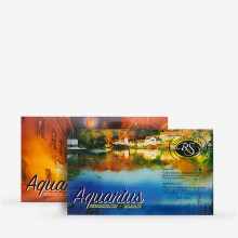 Roman Szmal : Aquarius : Watercolour Paint Sets