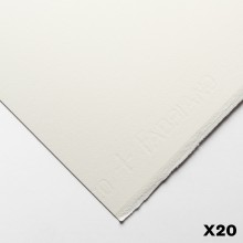 Fabriano : Artistico : 640gsm : 22x30in : 20 Sheets : Traditional : HP