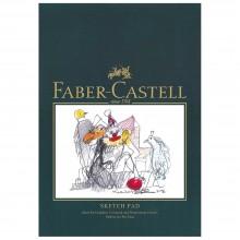 Faber Castell : Sketch Pad : 160gsm : 40 Sheet : A4
