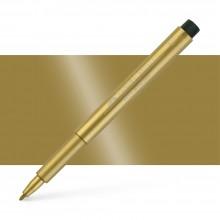 Faber Castell : Pitt : Artist Pen : Gold