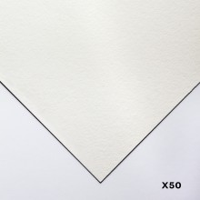 Lambeth : Cartridge Paper : 370gsm : 50x70cm : 50 Sheets