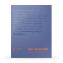 Stonehenge : Aqua Watercolour Paper Block : 140lb (300gsm) : 10x14in : Not