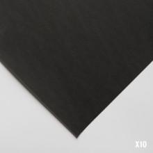 UART : Dark Sanded Pastel Paper : 10 Sheet Pack : 12x18in (30x46cm) : 600 Grade