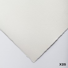 Arches : Velin : Printmaking Paper : 56x76cm : 250gsm : White : 25 Sheets