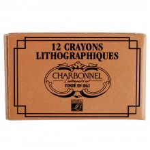 Charbonnel : Lithographic Pencil : No 1 : Hard : Box of 12