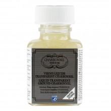 Charbonnel : Liquid Transparent Ground : 75ml