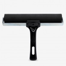 Essdee : Professional Ink Roller (Black Handle) : 20cm
