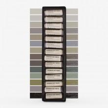 Jackson's : Handmade Soft Pastel : 14 Colours : Set 10