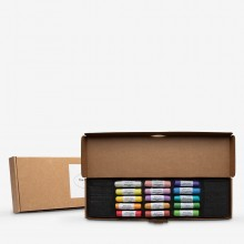 Mount Vision : Soft Pastel : Set of 15 : Iridescent Colours