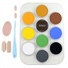 PanPastel : Wildlife Painting With Jason Morgan : Set of 10 Colours : Plus Tools
