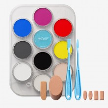 PanPastel : Julia Woning Starter Kit : Set of 10 Colours : Plus Tools