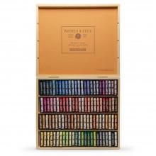 Sennelier : Soft Pastel : Wooden Box Set of 100 : Portrait