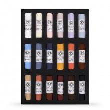 Unison Colour : Soft Pastel : Set of 18 Emma Colbert Animal Collection
