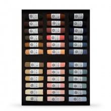 Unison Colour : Soft Pastel : Set of 36 Portrait