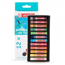 Royal Talens : Art Creation : Watersoluble Oil Pastel : Set of 12