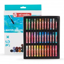 Royal Talens : Art Creation : Watersoluble Oil Pastel : Set of 36
