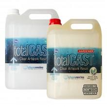 TotalCast : Clear Artwork Resin Kit : 10kg