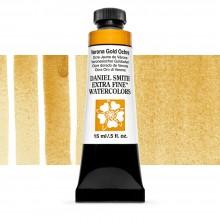 Daniel Smith : Watercolour Paint : 15ml : Verona Gold Ochre : Series 1