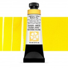 Daniel Smith : Watercolour Paint : 15ml : Cadmium Yellow Medium Hue : Series 3